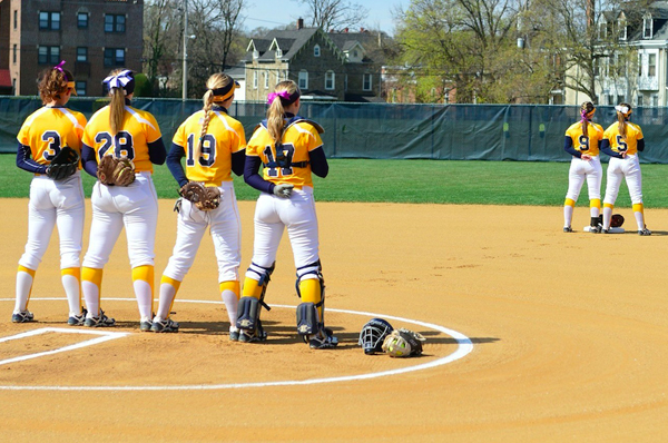 Catch Me If You Can Softball at La Salle University